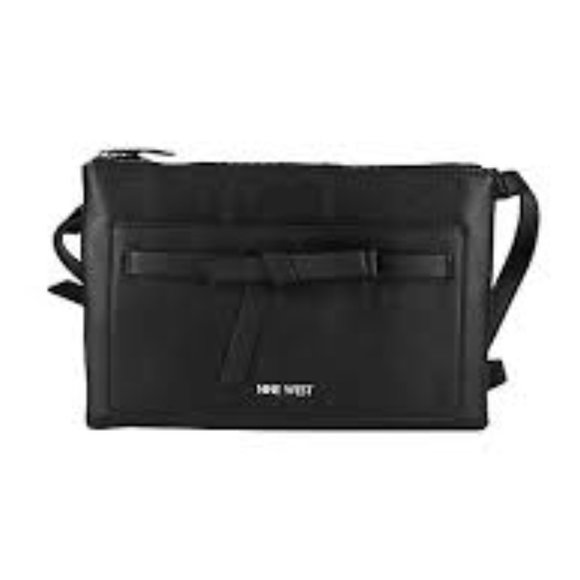 Nine West Black Shoulder Purse